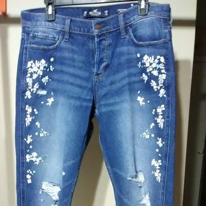 Hollister (California) ankle jean